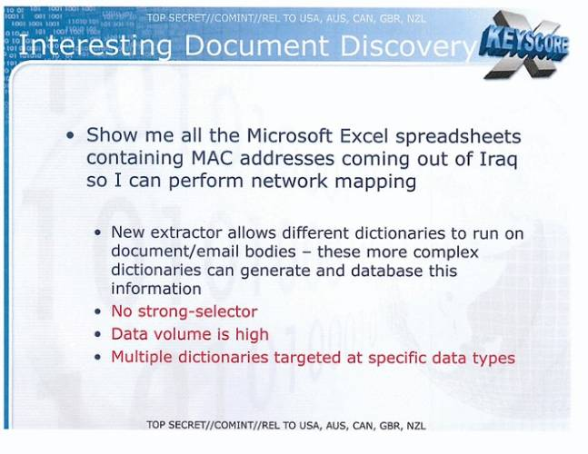 <p>Even attached documents can be searched and parsed.</p>