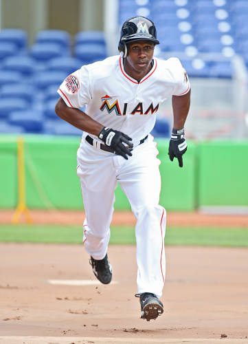 "<p><strong>Miami Marlins, 2012</strong>  <br /> ""They're tapping the dynamic image of the city,"" says Swangard. ""The colors and the logo are South Beach meets the Caribbean. It was the right thing to do.""</p>"