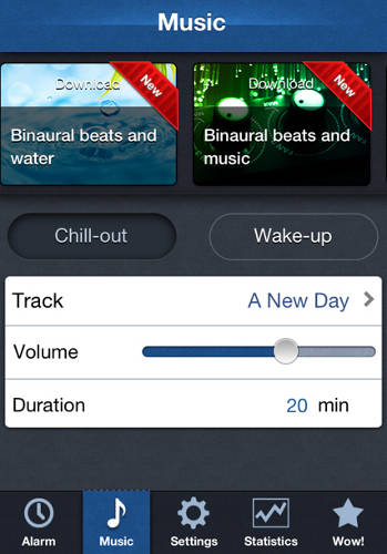 <p>More than 7 million people and counting are trying this app for a better night's sleep. Let's face it, without adequate rest, the inevitable grumpy factor increases. This top download helps you track your sleep cycles so you can figure out when you should wake up (based on monitoring sounds that disrupt you while you're in bed).</p>