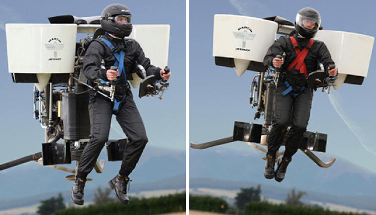 "<p>Where's my jetpack? Right here. The world's ""first practical jetpack"" has been approved for human testing by New Zealand aviation regulators.</p>"