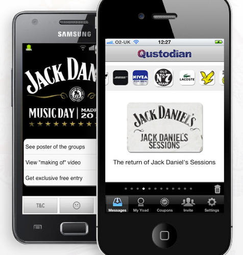 <p>Qustodian, an app that launched in Spain a few years ago, compensates users for viewing ads from brands.</p>