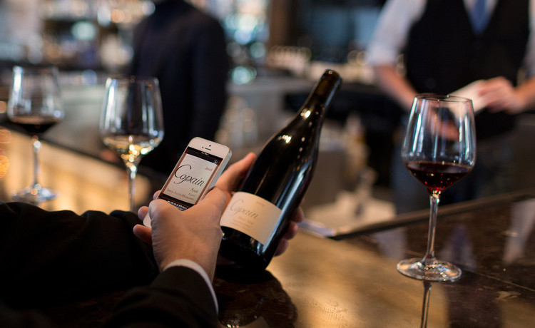 <p>Considered the Shazam for wine, Drync launched Tuesday with a wine discovery and e-commerce app.</p>