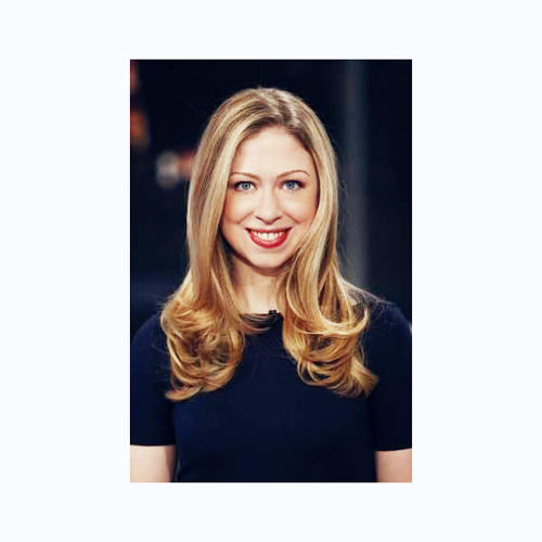 <p>Chelsea Clinton is a tireless advocate for a healthy, equitable, and safe world. She is also an NBC News Special Correspondent and very active with the Clinton Foundation. Follow <a href=&quot;http://twitter.com/ChelseaClinton&quot; target=&quot;_blank&quot;>@ChelseaClinton</a></p>