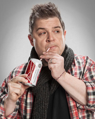 <p>Patton Oswalt</p>