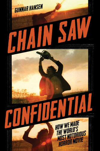 <p>Actor Gunnar Hansen, who played Leatherface in Texas Chainsaw Massacre, describes the grueling experience in his new book Chainsaw Confidential.</p>