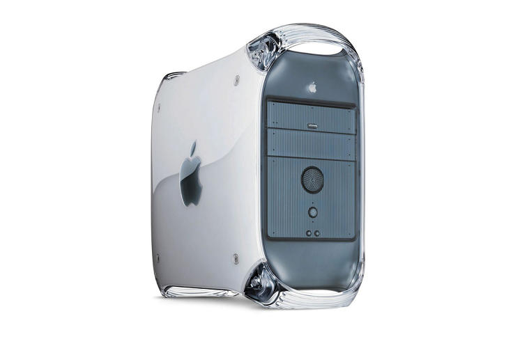 <p>The first line of computers to boot up OS X, the Power Mac G4 were Apple's so-called &quot;Supercomputers&quot; and were in production from 1999 to 2004.</p>