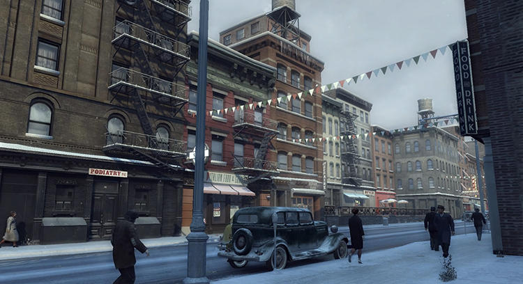 <p>The backdrops and environments are mostly devoid of people, but in some cases, peoploids are deployed to populate the scene and amp up its realism quotient.</p>