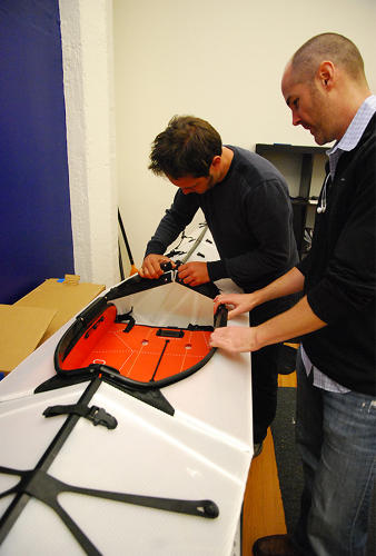 <p>In the end, the Project Fusion challenge was a success. Refining the Oru Kayak using Autodesk® Fusion 360™ resulted in a lighter, stronger and more functional product for consumers and a streamlined manufacturing process for Oru Kayak.</p>  <p><em>This content is brought to you by Autodesk® Fusion 360™ </em></p>