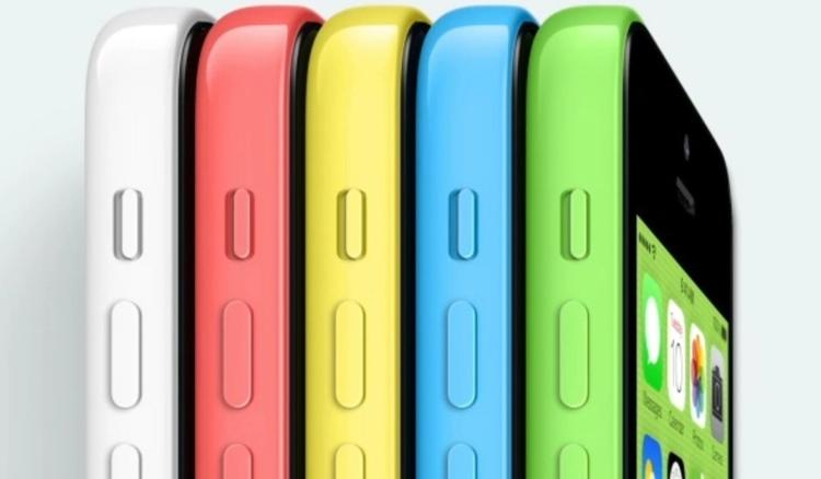 <p>Pink, not red. Baby blue, not royal blue. Not-quite-banana, not-quite-lemon yellow. It's not easy being Kermit green. Oh, and white, if you prefer the traditional iPhone look.</p>