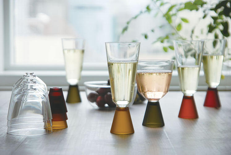 <p>Festa is the latest from kitchenware company Kinto.</p>