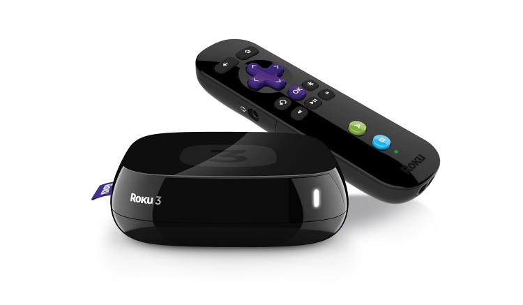 <p>Introduced in March, the Roku 3, which retails for $100, replaced the Roku 2 XS.</p>