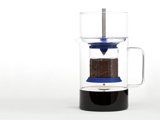 <p>The Cold Bruer, up on <a href=&quot;http://www.kickstarter.com/projects/bruer/cold-bruer-a-cold-brew-coffee-system&quot; target=&quot;_blank&quot;>Kickstarter</a>, is the first consumer-facing machine for making cold brew coffee at home.</p>