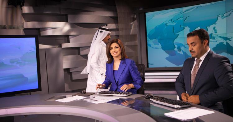 al jazeera the arab cnn essay Cnn international had exclusive rights to it for aims at reducing the influence of the al jazeera and al arabiya aka al jazeera: how arab tv news.