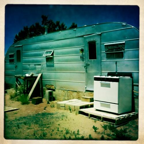 <p>Simple proof that living simply is pretty simple. Navaho Reservation, Arizona</p>