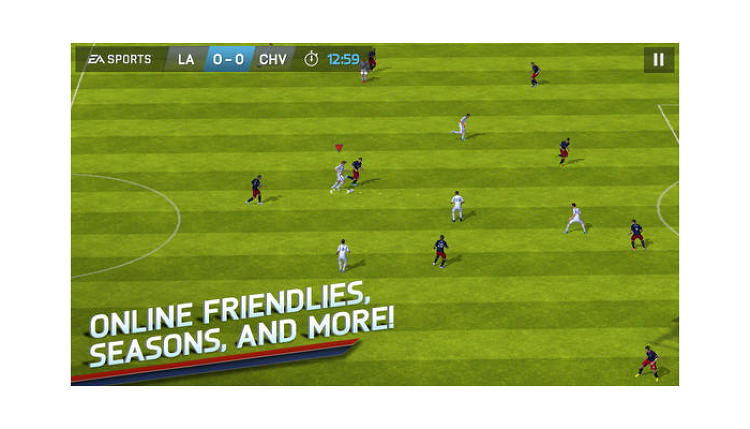 <p>With most of the world's soccer leagues in full swing and the 2014 World Cup fast approaching, FIFA 14 gives footie fanatics what they want most--a new (free!) version of their favorite game, with all their favorite players. Goooooooaaaaaaaaallllllllllll!</p>