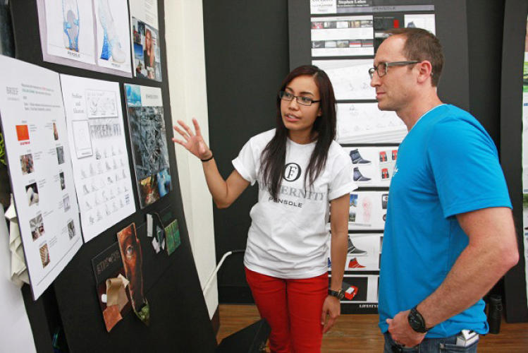 <p>In 2011, Edwards officially left Nike and founded <a href=&quot;http://www.pensole.com/&quot; target=&quot;_blank&quot;>Pensole</a>, a footwear design academy headquartered in Portland. Pensole has run 12 monthlong programs so far; 50 of its alumni are now working professionally in footwear design.</p>