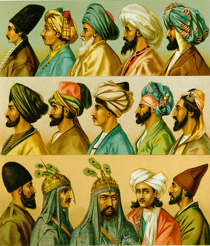 <p>Colin McDowell, chief fashion writer at the <em>Sunday Times</em> and founder of Fashion Fringe, a major initiative supporting young designers, has just published <em>The Anatomy of Fashion: Why We Dress the Way We Do</em>, a glossy history of clothing as signifier of sex and power. Here, an assortment of ancient Sikh turbans.</p>