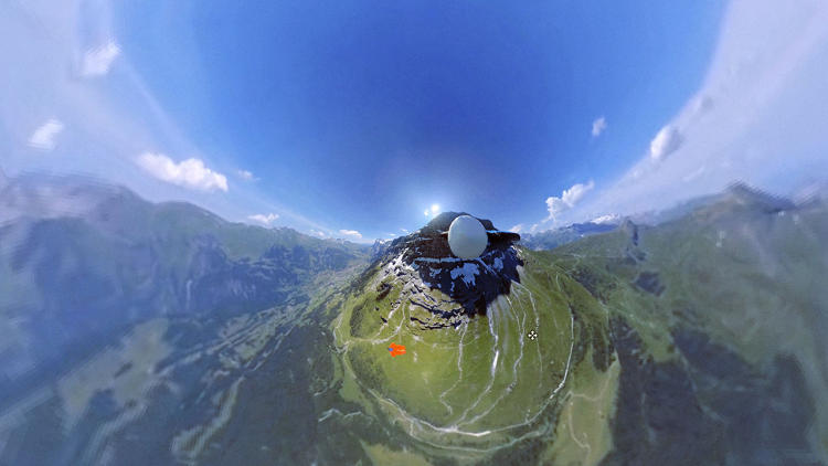 <p>Experience what you've always wanted: <a href=&quot;http://www.fastcocreate.com/3019096/this-360-degree-interactive-wingsuit-footage-is-like-your-falling-dream-but-real&quot; target=&quot;_self&quot;>BASE jumping in a wingsuit</a>.</p>