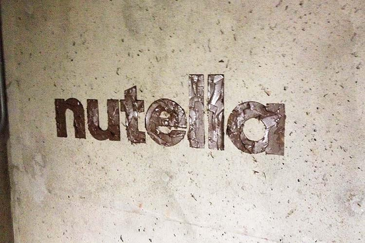 <p>As all good things do, the project started with Nutella.</p>