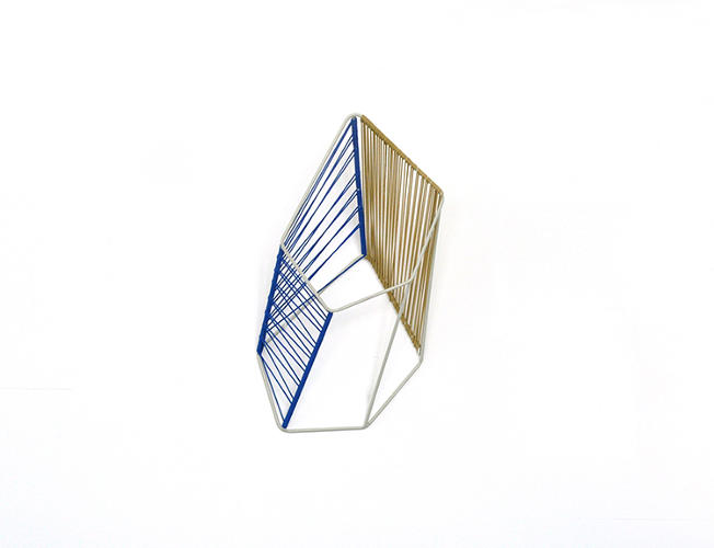 <p>According to Lee, the shape itself was inspired by a desire to usurp the &quot;routine standardizations&quot; of the regular shapes that make up most of the objects in our lives.</p>