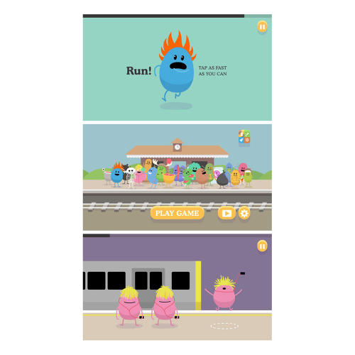 <p>Spun off from the super popular video, the Dumb Ways To Die app is now available on Android. Enjoy 15 mini-games where you, well, avoid dumb ways to die!</p>
