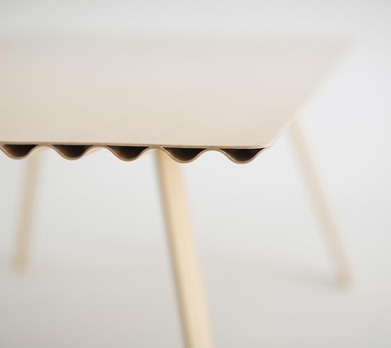 <p>The table is being produced in limited quantities.</p>