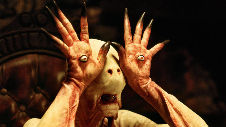 <p>Doug Jones performed Pale Man in <em>Pan's Labyrinth</em>.</p>