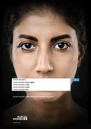 "<p>A new ad campaign by Memac Ogilvy &amp; Mather Dubai developed for U.N. Women, however, reveals a darker side to the world's most popular search terms when they include the word ""women.""</p>"