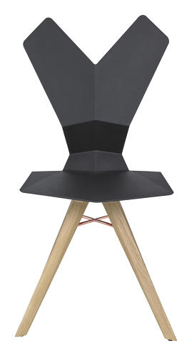 "<p>The designer calls the Y Chair a ""super serious stackable"" and ""bomb proof"" piece.</p>"