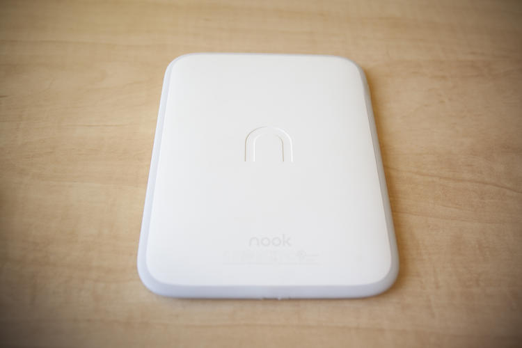 <p>Barnes &amp; Noble was first to introduce a lit e-reader with the debut of the Nook Simple Touch GlowLight last year.</p>