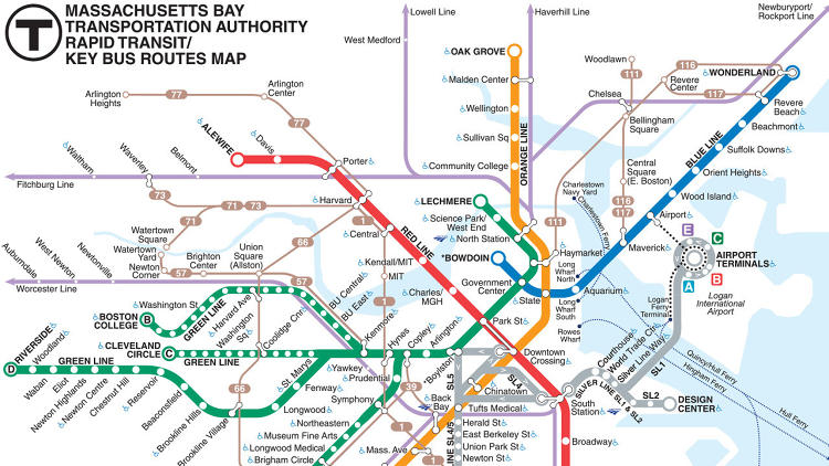 <p>Researchers at MIT have <a href=&quot;http://www.fastcodesign.com/3020708/evidence/the-science-of-a-great-subway-map&quot; target=&quot;_self&quot;>devised a way to determine</a> how well straphangers can comprehend a subway map in a single glance.</p>