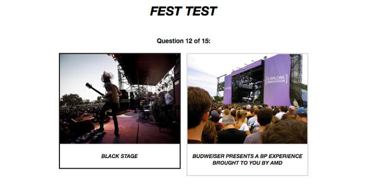 <p>A corporate sponsorship no-no, from FFF's FestTest.</p>
