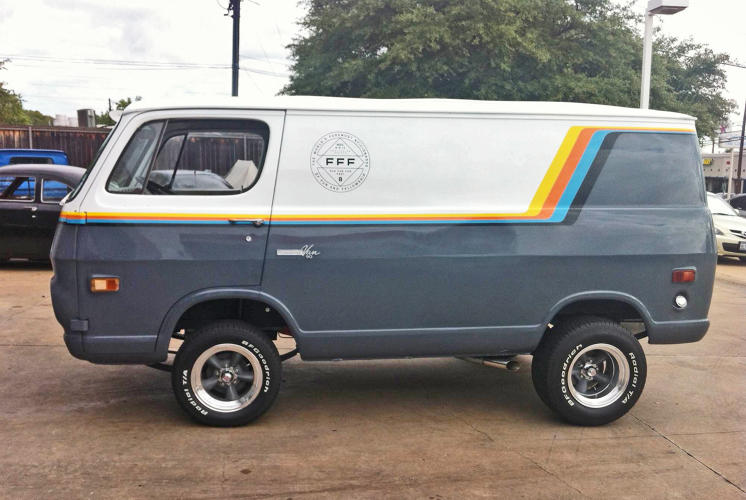 "<p>""One day hipsters stopped buying Vespas and started airbrushing eagles on the side of vans,&quot; says Fun Fun Fun Fest's James Moody, which inspired this year's theme, &quot;Vannin,'"" a tribute to the culture of owning and road tripping in custom vans. For the Fun Fun Fun demographic, it makes perfect sense.</p>"