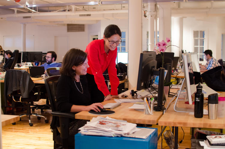 <p>Investment startup Betterment has learned a lot from its many experiments with open office environments. One thing it learned: assigning more than two people to a desk is not ideal--at least not for Betterment employees.</p>