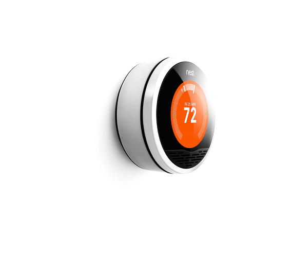 <p>Nest is best known for its smart thermostat. This will be the second product from the company, founded by former Apple employees. It is slated to ship in mid-November.</p>