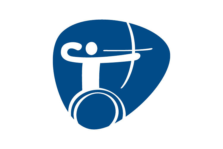 <p>The organizing committee created the set of pictograms, one for each sport, based off the brushtrokes and script found in Maag's logo.</p>
