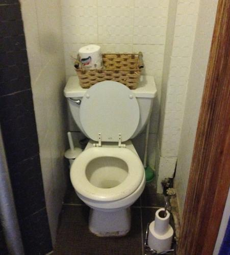<p>Co.Exist staffer Jessica Leber's home toilet. Show us yours by sharing a photo with the hashtag #checkoutmytoilet on Twitter or Instagram.</p>