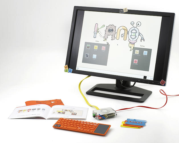 <p>Designed by London-based industrial design consultancy MAP and computer kit maker Kano, the new Kano DIY computer kit can be assembled by anyone 8 or older in about 20 minutes.</p>