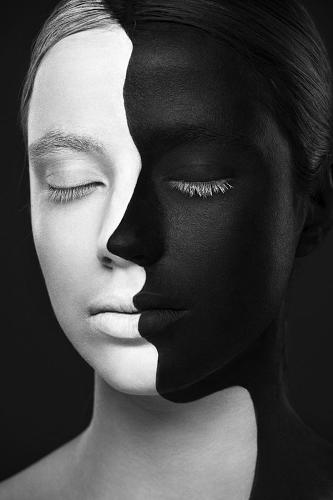 <p>She turns the human face into an unparalleled canvas.</p>