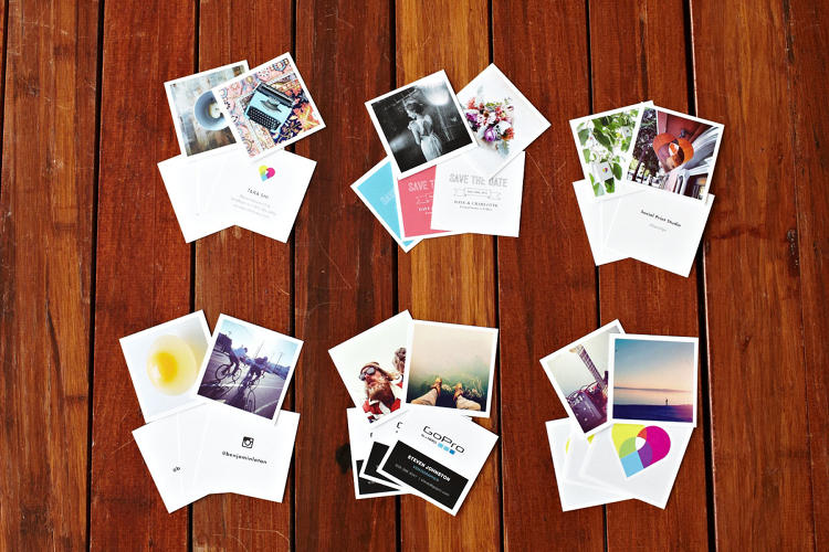 <p>Social media could be the key to Printstagram's latest product line. &quot;With more people taking photos, there will be more people exploring what they can do with them,&quot; says Benjamin.</p>