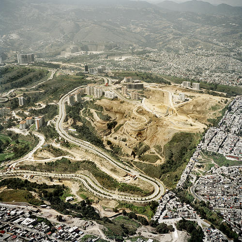 <p>More than 20 million people live in Mexico City and its sprawling suburbs--a number that's hard to even begin to comprehend until you see images like the ones  from photographer Pablo Lopez Luz.</p>