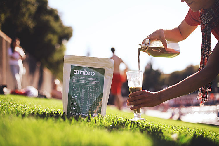 <p>Led by a group of Finnish health and outdoors enthusiasts, Ambro was inspired by the work of Soylent founder Rob Rhinehart.</p>
