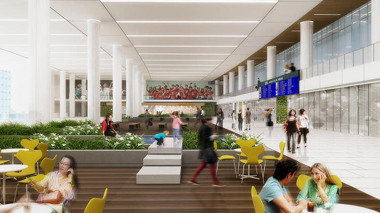 <p>Instead of crushes of humanity and bureaucracy, <a href=&quot;http://www.fastcoexist.com/1681410/the-airport-of-the-future-is-actually-fun-to-be-in&quot; target=&quot;_self&quot;>airports are starting to get more personalized and more civilized</a>, as the fantasy of what an airport could be gets real.</p>