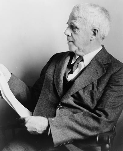 "<p>Robert Frost was still changing light bulb filaments in a Massachusetts factory when he sold his first poem, ""My Butterfly: An Elegy"" in 1894 for a whopping $15 (that's about $400 in today's value).</p>"