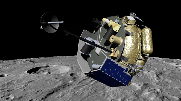 <p>The MX-1 is on track not only to deliver payloads to the moon by 2015, but potentially return to Earth with treasures of its own.</p>