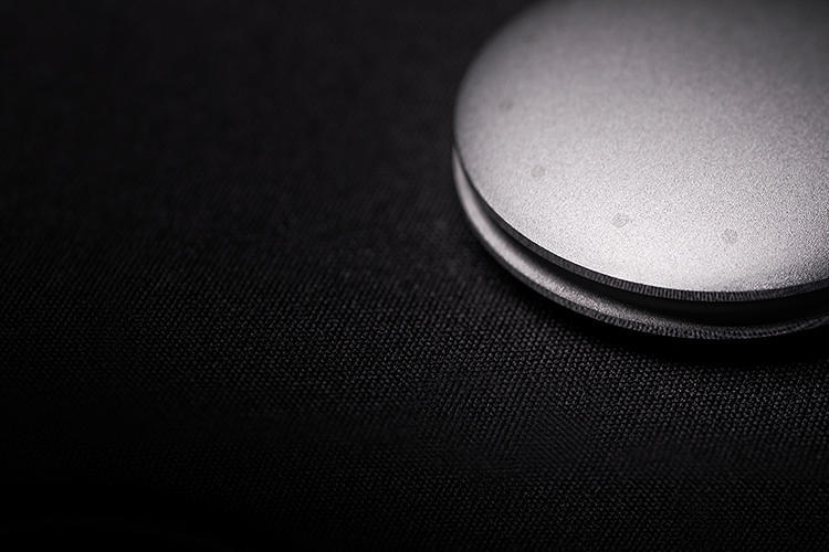 <p>The quarter-sized Shine seamlessly tracks your activity, without being as obvious as other fitness trackers. <a href=&quot;http://www.fastcoexist.com/1682785/testing-out-the-first-wearable-fitness-tracker-thats-attractive-enough-to-show-off&quot; target=&quot;_self&quot;>We took it out for a test drive.</a></p>
