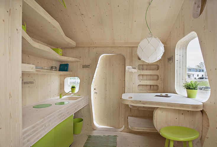 "<p>Housing is expensive. So why not have students live in cubes they can afford? That's <a href=&quot;http://www.fastcoexist.com/3017459/these-tiny-wooden-houses-are-the-college-dorm-of-the-future&quot; target=&quot;_self&quot;>the idea behind the ""smart student unit,&quot; the tiny wooden college dorm of the future.</a></p>"