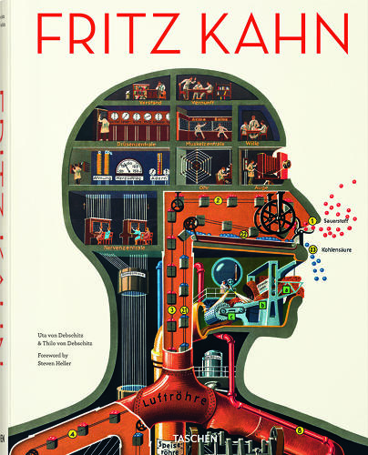 "<p><strong><em><a href=&quot;http://www.fastcodesign.com/3021584/infographic-of-the-day/the-best-of-fritz-kahn-the-grandfather-of-data-visualization&quot; target=&quot;_self&quot;>Fritz Kahn</a></em></strong>, by Uta and Thilo Von Debschitz</p>  <p>As one of the grandfathers of modern data visualization, German doctor and artist Fritz Kahn turned dry scientific facts into educational eye candy. Edited by sibling scholars Uta and Thilo Von Debschitz, Taschen's hefty monograph of his work features fantastical scenes of winged fish, insect-size parachutists, and blood cells used as boats, all illustrating statistics about the human body. Kahn was an infographics pioneer before ""infographics"" was even a word. <em>Fritz Kahn</em> is available for purchase <a href=&quot;http://www.amazon.com/Fritz-English-German-French-Edition/dp/3836548402&quot; target=&quot;_blank&quot;>here</a>.</p>"