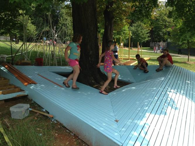 <p>The work isn't easy. Last summer, a project at a struggling school in Chicago was delayed as the principal lurched from crisis to crisis.</p>