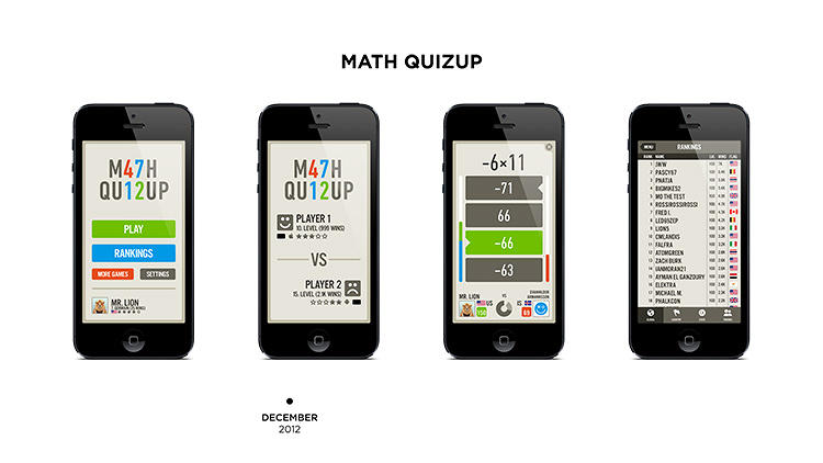 <p>Future apps acted as a sort of Trivial Pursuit for your smartphone, allowing users to compete in knowledge games in real-time on range of topics: There was a QuizUp app for basketball, for math, and so forth.</p>